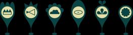 Iconos para los mapas de Los Madriles